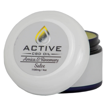 Active CBD Oil Salve